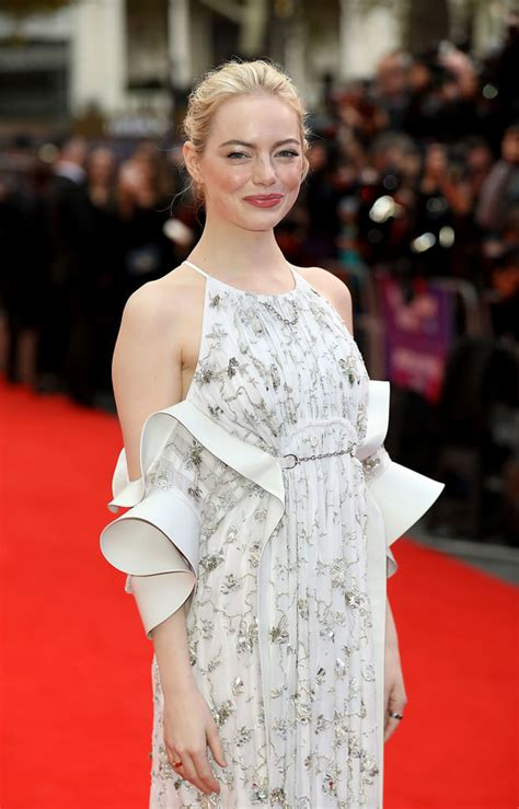 emma stone vuitton how much would you need to be paid to wear emma stone s