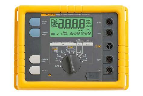 Jual Earth Ground Tester Fluke 1623 2 Kit fluke 1625 2 geo earth ground tester kit