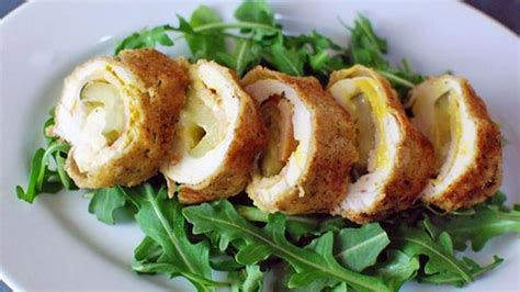 Oshinfood Cordon Blue cuban chicken cordon bleu recipe from tablespoon