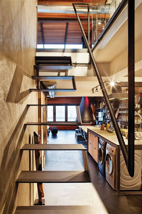 industrial style loft explore the ultimate bachelor pad or how dream penthouses