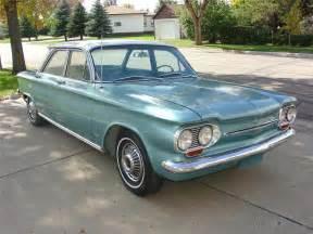 1963 chevrolet corvair 4 door sedan 61442