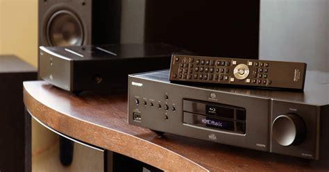 sharp wireless high resolution audio player review