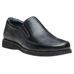 first comfort shoes propet grant men s comfort dress shoes free ship