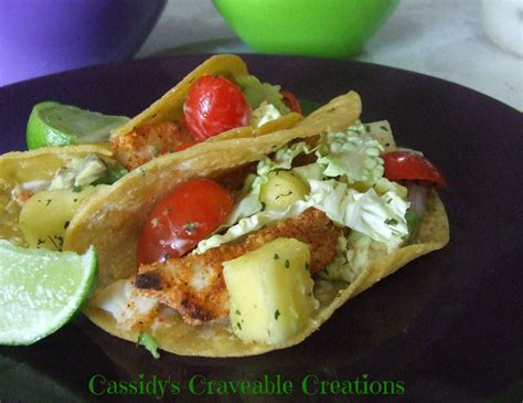 fish tacos gluten free dairy free cassidy s craveable