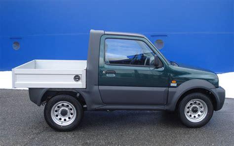 suzuki pickup 2014 report suzuki considering mini truck for u s