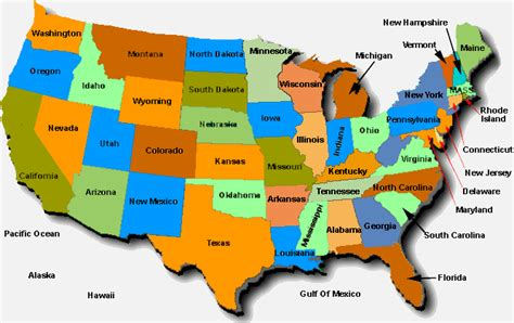 colorado on a map of usa colorado map usa pictures to pin on pinsdaddy