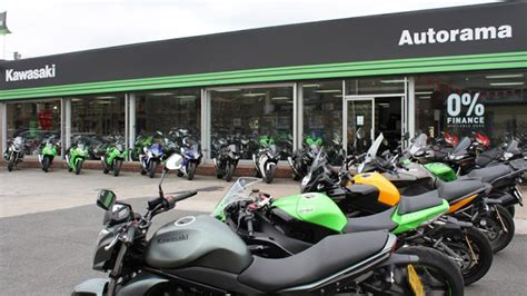 Kawasaki Shop by How To Find Us Padgetts Motorcycles