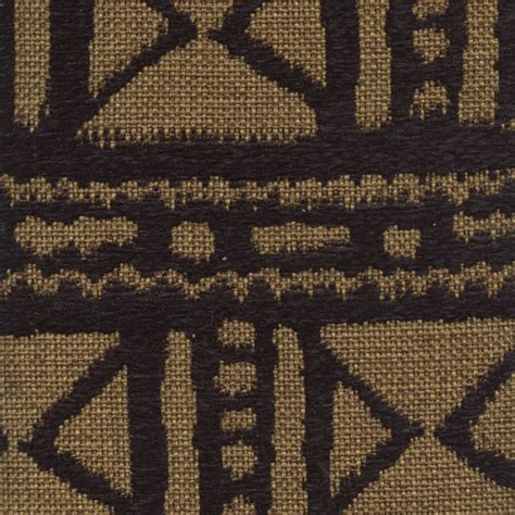 upholstery fabric south africa mudcloth black jute gold chenille african design