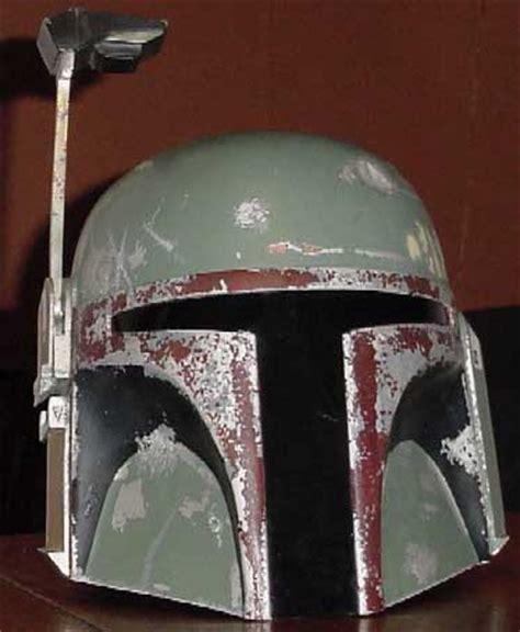 Helm Custom Promosi Ok Jek boba fett helmet