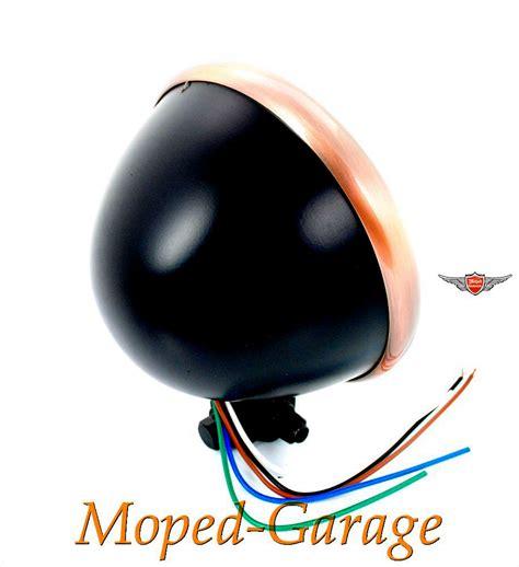 Motorrad Scheinwerfer Bates by Moped Garage Net Harley Chopper Motorrad Scheinwerfer