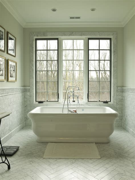 country traditional bathroom chicago by