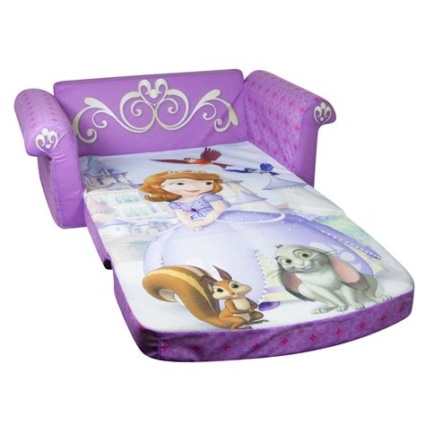 marshmallow co children s upholstered 2 in 1 flip open