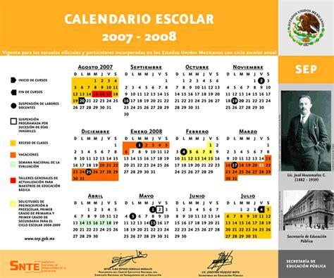 Calendario Escolar 2005 Calendario Escolar De Geograf 237 A Y Otras Cosas