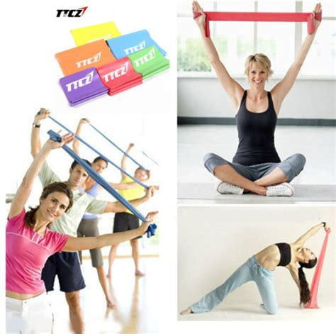 extra light resistance bands ultra light med heavy resistance band exercise thigh loop