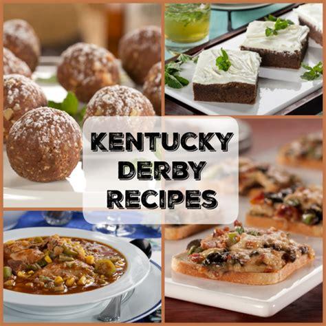 top 10 easy kentucky derby recipes mrfood com
