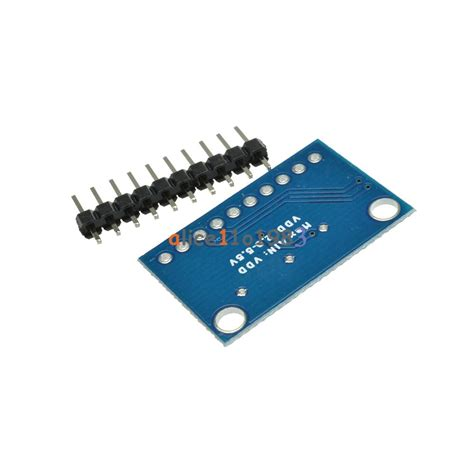 16bit I2c Ads111s Module Adc 4 Channel With Pro Gain Lifier Ardui 16 bit i2c ads1115 module adc 4 channel with pro gain lifier for arduino rpi ebay