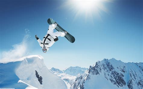 laptop wallpaper tricks snowboarding wallpapers images photos pictures backgrounds