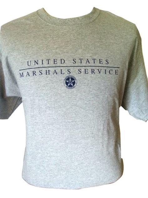 Kaos Usms U S Marshals 2 usms small center seal t shirt fletc express