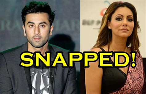 ranbirs hair line here s why ranbir kapoor is on a shopping spree with gauri