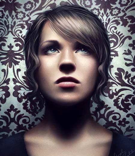imagenes artisticas de rostros la fotografia tipo retrato