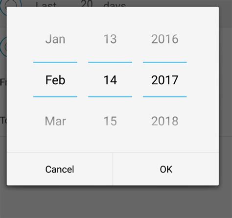format date javascript datepicker datepicker android date picker material style stack