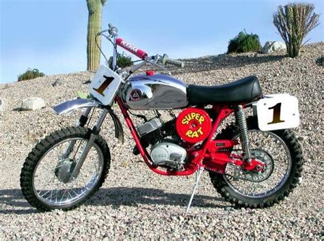 go the rat motocross hodaka super rat these were the in thing when i was a kid