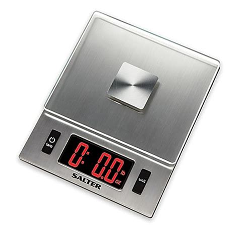 food scale bed bath beyond satler led display digital kitchen food scale bed bath