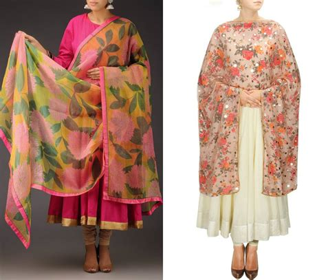 How to Choose a Dupatta for your Salwar Kameez   Different