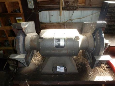 duracraft bench grinder duracraft industrial 10 quot bench grinder model 200 10r