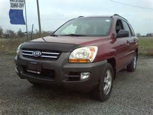 2006 kia sportage lx convenience fwd 4at ontario