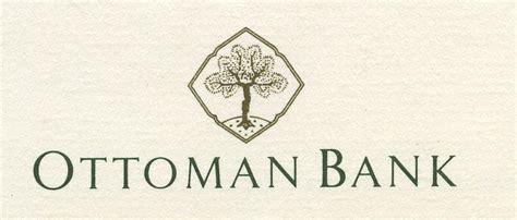 ottoman empire logo ottoman bank a novel institution designed to serve the