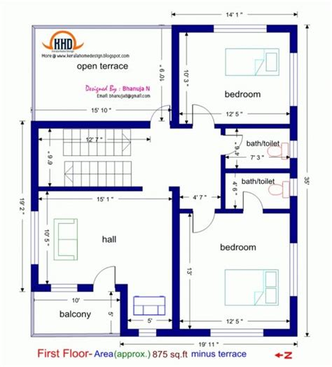 750 sq ft house plans 750 sq ft house plan indian style ehouse homes