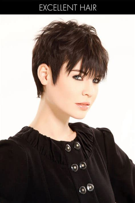 short hairstyles with fringe sideburns short hairstyles 34 perfect short hairstyles for thin hair 2018 s most