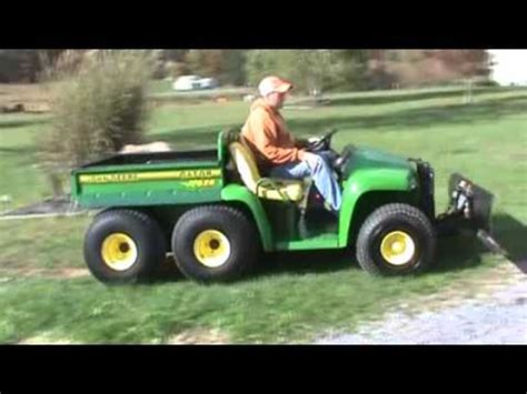 john deere trail gator 4x2 utility vehicle for sale rev
