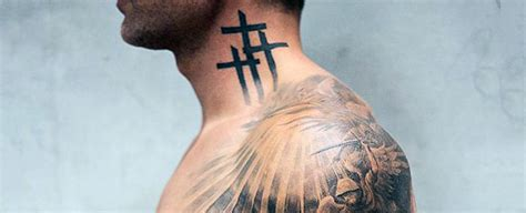 top 40 best neck tattoos for men tattoo love