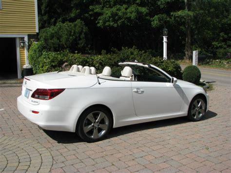 jthff2c22a2511991 2010 lexus is250 c convertible 2 door 2 5l