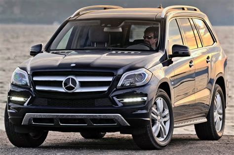 mercedes benz jeep 2015 2016 mercedes benz gl class suv pricing for sale edmunds