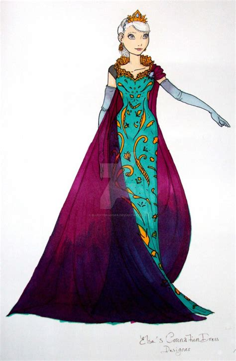design elsa dress game elsa s coronation dress designer by bluehydrangea on