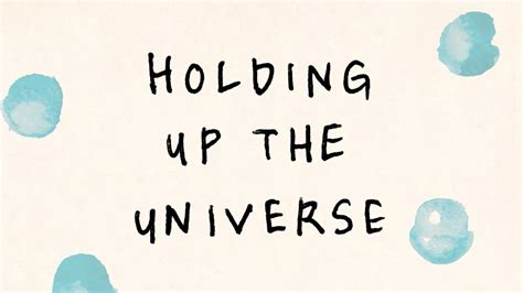 holding up the universe 0141357053 holding up the universe official trailer youtube