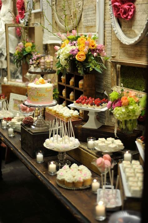 428 best wedding candy dessert buffets images on