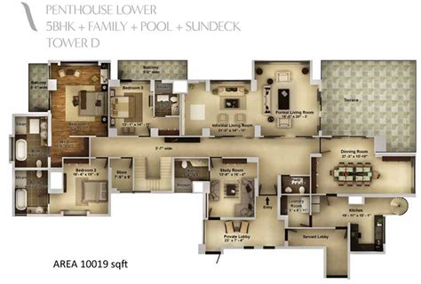 5 bhk duplex floor plan 5 bhk duplex floor plan best free home design idea
