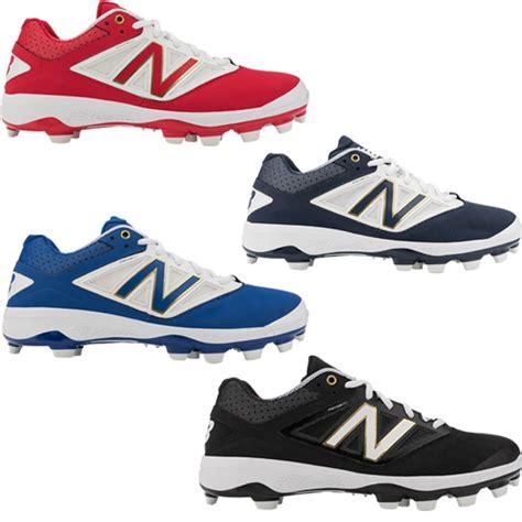 new balance baseball shoes new balance 4040v3 low s baseball cleat pl4040v3