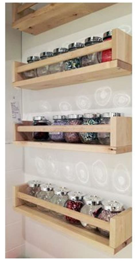 Spice Rack For Small Spaces Creating Storage In Small Spaces Home Genius