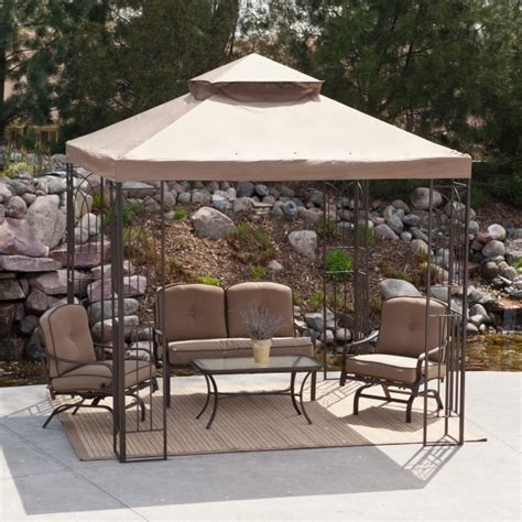 gazebo 8x8 garden treasures 8x8 gazebo pergola gazebo ideas