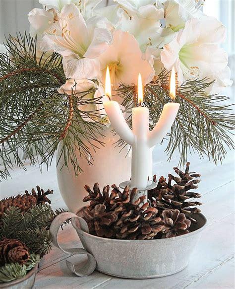 decorare con candele 5 idee per decorare con le candele