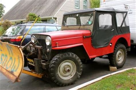 Jeep Cj4 The Jeep Experience Newsletter Issue 046