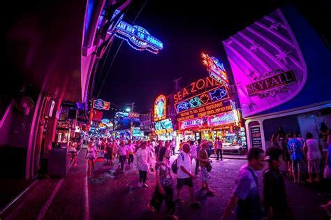 places  experiencing pattaya nightlife