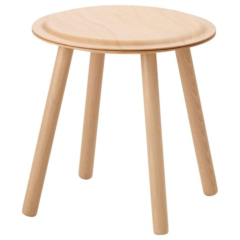 side tables ikea ikea ps 2017 side table stool beech ikea