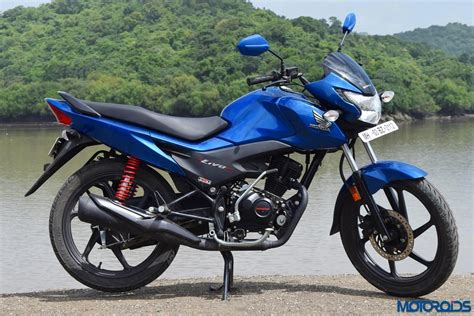 Honda Livo 110 India review : Prudent Panache   Motoroids