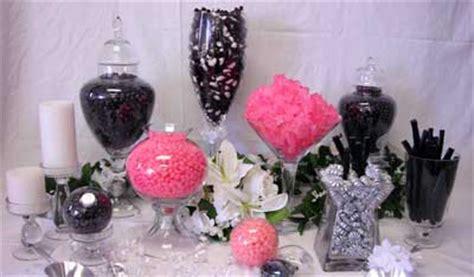 Candy Buffet Weddings Planning Wedding Forums Pink And Black Buffet